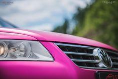 Car Wrap, Hot Pink, Vehicle, Chrome, Satin, Bmw, Design, Pink, Elastic Satin