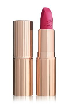 Pin for Later: Charlotte Tilbury Created 12 New Lipsticks Inspired by Your Favorite Celebrities Charlotte Tilbury Electric Poppy Lipstick