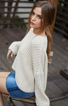 Daily updates and pictures of the beautiful model Bridget Rose Satterlee Mode Outfits, Girl Outfits, Fashion Outfits, Bridget Satterlee, Wild Girl, Girl Photography Poses, Beautiful Models, Cute Casual Outfits, Girl Photos