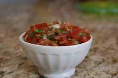 salsa fresca by The Home Cook, via Flickr