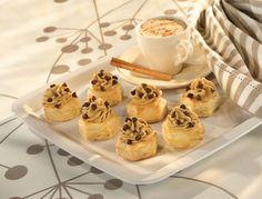 Cappuccino Cream Cups