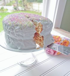 Classic Vanilla Cake. An oldie, but a very, very delicious goodie.