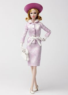 THE FASHION DOLL REVIEW: Lilac Frost Poppy Parker - W Club exclusive