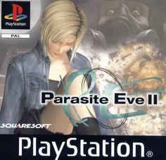 Parasite Eve 2 [PSX] [NTSC] [INGLES]