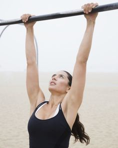 Anyone Can Do a Pull-Up —With This Plan