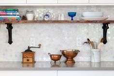 Reader's home - Nicole's kitchen renovation - desire to inspire - desiretoinspire.net