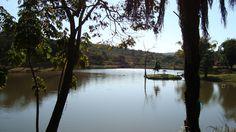 Lago Canela de Ema - MG - Brasil