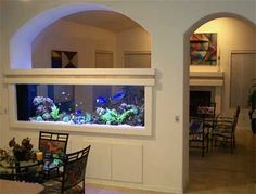 fish tank. I like the placement