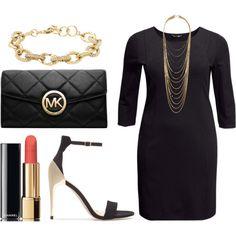 """Curvy Fashion No. 9"" by mollylescrenier on Polyvore"