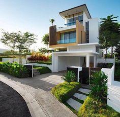 Veja Mais De 100 Modelos De Casas Modernas Para Todos Os Gostos E Bolsos.  Casa Pequenas, Grandes, Baratas E Lindas. ACESSE E Veja Os Projetos. #casu2026