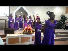 ▶ Amazing praise dance - YouTube