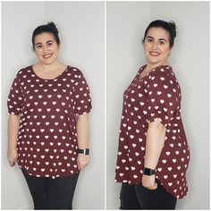The LuLaRoe Morgan-My Honest Review • Devin Zarda | Overall, I like the Morgan. It's another very versatile shirt to add to our closets. The sleeves with the ruching is probably my favorite detail because it adds a little unexpected flair.