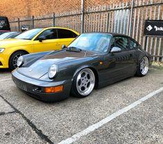 Outlaw Porsche 964