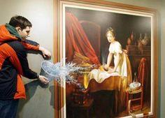 3D paintings, amazing paintings, best 3D paintings