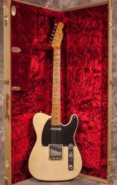 Fender Telecaster 1953 Butterscotch Blonde | Reverb