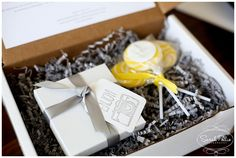 candy and photography packaging