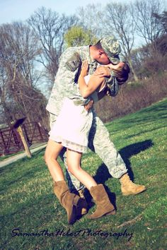 Military Engagement samantha-hebert-photography-my-work Military Couples, Military Love, Army Love, Military Photos, Military Marriage, Military Dating, Military Couple Photography, Army Photography, Engagement Photography