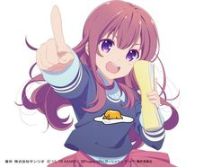 Girlish Number Gets The Perfect Sanrio Crossover