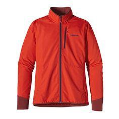 Patagonia Men\'s All Free Jacket - Turkish Red THR