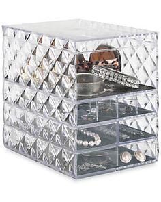 Diamond Jewelry Tray