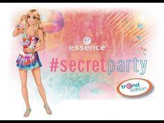 #SECRETPARTY de Essence ---Limited Edition---