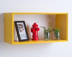 Nicho Curió - 60x30 - Amarelo