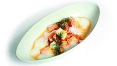 Therese Johaugs klassiske fiskesuppe Wine Recipes, Shrimp, Soups, Meat, Dinner, Food, Suppers, Essen, Soup