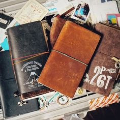 How battered is your TN? As one of our admins posted the question in TN Hong Kong User Group. #travelersnote #travelersnotebook #stationery #stationerylove #stationeryporn #stationeryaddict #notebook #travelerscompany #leather #leathernotebook