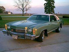 1973 MONTE CARLO 454
