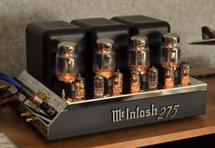 New toy - McIntosh MkIV Mc275