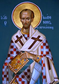 Divine Eros According to Saint John Chrysostom