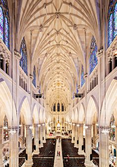 St. Patrick's Cathedral Is Born Anew After a $177 million Restoration | Architectural Digest