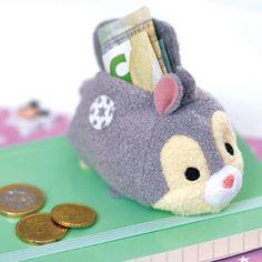 Wahou, le porte monnaie Tsum Tsum !
