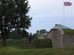 Old Fort Erie, Canada: The most common account is that of a headless man patrolling the grounds, normally accompanied by another man with no hands. During the one month siege on the American occupied fort, a soldier was getting a shave when a British cannon ball blast through the barber shop, decapitating the soldier and taking off the barber's hands. Interestingly enough, the bodies of both a headless and a handless man were discovered several years later during an archeological dig.