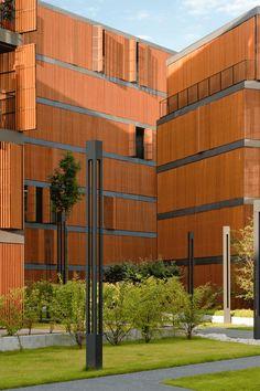 JEMS Architekci-Wilanowska Housing Complex