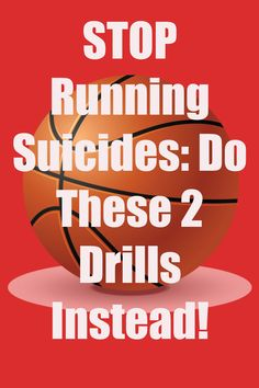 STOP Running Suicides: Do These Two Drills Instead! #basketball #ballislife #basketballdrills