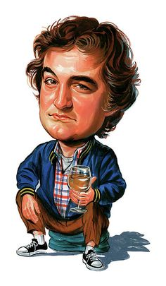 John Belushi Painting by Art - John Belushi Fine Art Prints and Posters for Sale