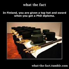 What!?? I totally want us to move to Finland so this can happen