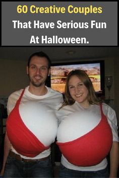 If you need inspiration for you and your significant other this year, look no further. These 60 couples took Halloween by storm. But don't take that as a reason not to try — make it your reason for coming up with an even cooler costume this year. Epic Costumes, Couple Halloween Costumes, Funny Love, Wtf Funny, Hilarious, Addams Family Costumes, Soldier Costume, Gold Makeup Looks, Viral Trend