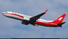 B-5799 Shanghai Airlines Boeing 737-86D(WL)