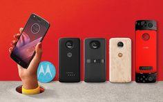 Novosti iz Motorole dolaze u vidu nove verzije uređaja Moto Z2 Play uređaja te novih Mods dodataka za tu seriju. Nova verzija telefona poboljšana je u segmentima koje su korisnici naglasili kao važne,