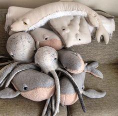 Big Kid: BigStuffed's Adorable Oversized Sea Creatures