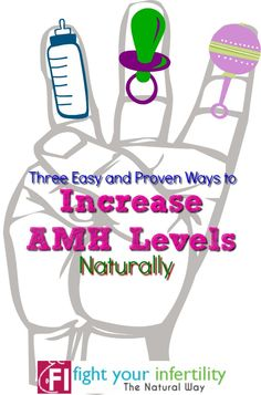 How to Treat Low AMH Levels. If blood tests reveal that your Anti-Mullerian Hormone (AMH) levels are low, talk with your fertility coordinator. While AMH levels naturally decrease as you age, a low level can mean that you have a low egg. Polycystic Ovarian Syndrome, Ovarian Cyst, Get Pregnant Fast, Getting Pregnant, Ways To Increase Fertility, Iui Success, Fertility Chart, Healthy Pregnancy Food, Clomid