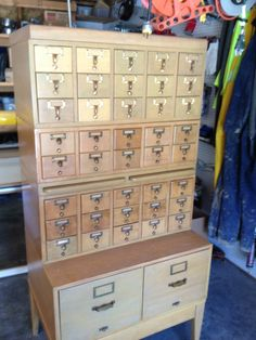 Vintage Industrial Flat File Cabinet And Industrial On