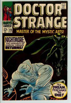 Doctor Strange 170 (VG/FN 5.0)