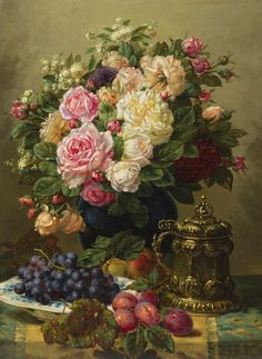 Бельгийский художник Жан-Батист Роби (Jean-Baptiste Robie), 1821-1910.. Обсуждение на LiveInternet - Российский Сервис Онлайн-Дневников