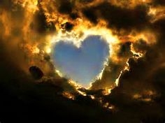 Every cloud has a 'gold' linin' ... :)