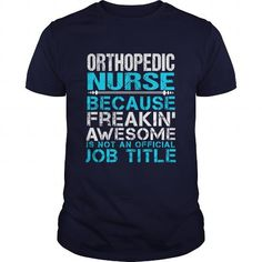 ORTHOPEDIC NURSE T Shirts, Hoodies. Get it here ==► https://www.sunfrog.com/LifeStyle/ORTHOPEDIC-NURSE-Navy-Blue-Guys.html?57074 $21.99