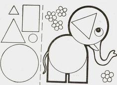 Okul Öncesi Süper Geometri Etkinlikleri