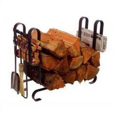 Enclume Lr19a Large Modern Log Rack